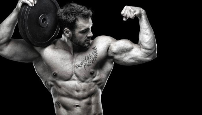 Протеини и аминокиселини в програма за покачване на мускулна маса